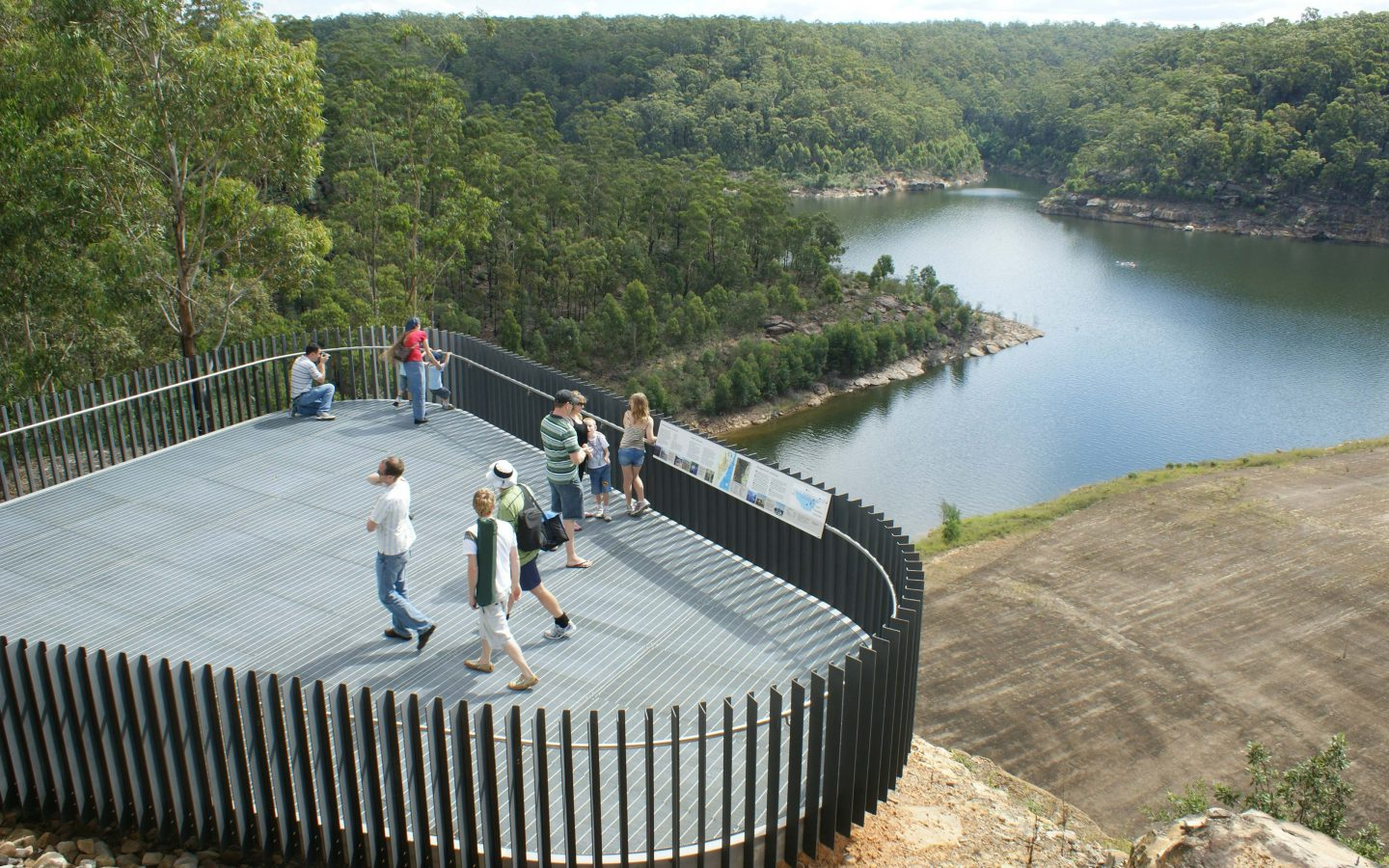 Warragamba Dam Parklands | Spackman Mossop and Michaels